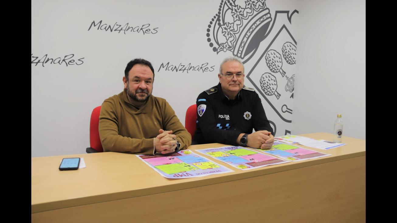 Juan López de Pablo y José Antonio Fernández-Arroyo