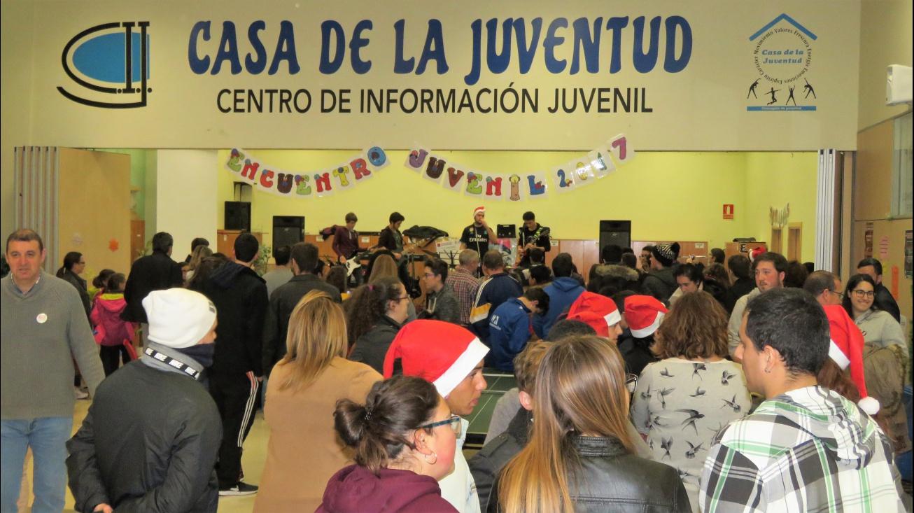 Imagen del Encuentro Juvenil de 2017
