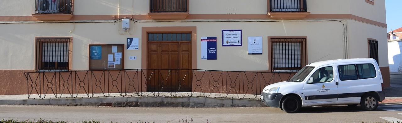 Centro cívico social 'Divina Pastora'